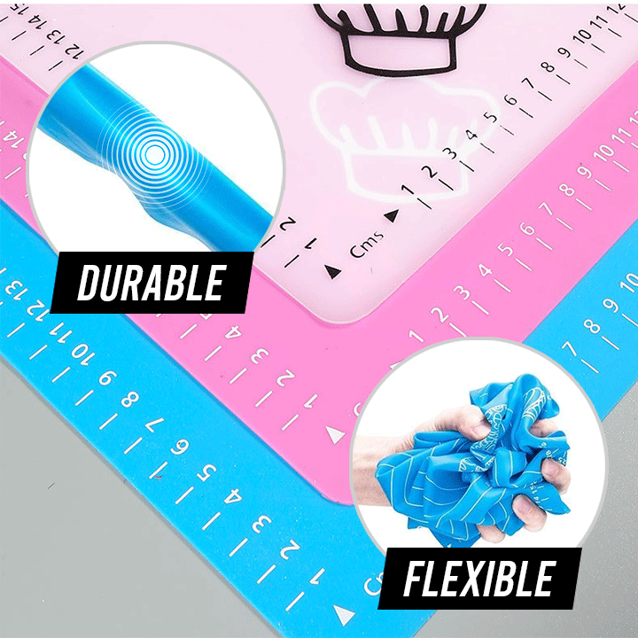 Silicone Baking Mat – Swablue Mall