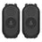Cobra PX280 Pro Business 1W Water-Resistant & Wearable FRS Two Way Radio, 2-Pack