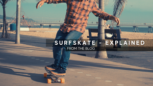 What is a surfskate?