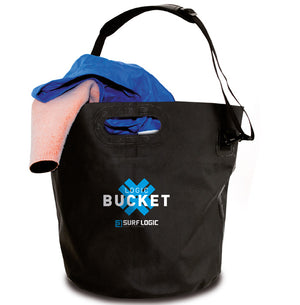 Surflogic Hardware Australia Logic Beach and Surf Accessory Bucket And Shoulder Bag Perfect For the Beach
