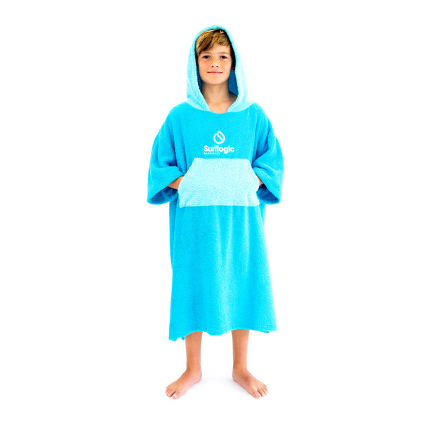 Jr Boys Hooded Surf Towel Surflogic Australia New Zealand