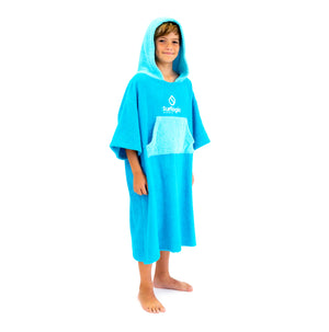 Boys Jr Size Hooded Change Robe Surflogic Hardware Australia New Zealand