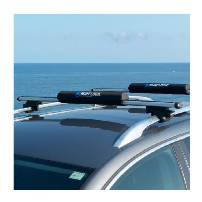 "Surflogic Aero Roof Rack Pads For Aerodynamic Roof Racks 70cm / 28"" main product photo"