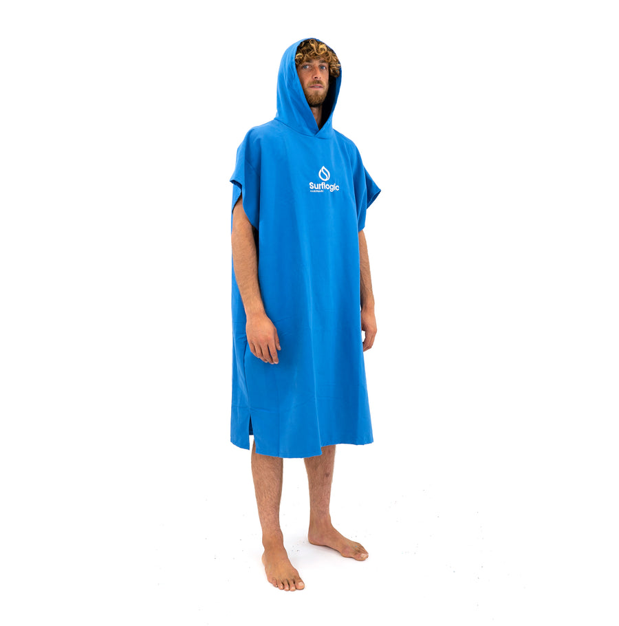 Surflogic Hardware Quick Dry Hooded Towel Surf Poncho Australia New Zealand