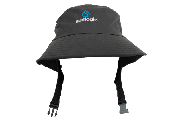 Water sports surf hat for use while surfing windsurfing kiteboarding standup paddling kayaking Surflogic Australia and New Zealand