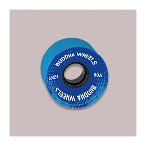 surfskate wheels buddha wheels tricky blue