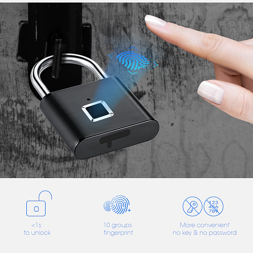 Fingerprint Lock-Tech Accessories-Gifts and Gadgets