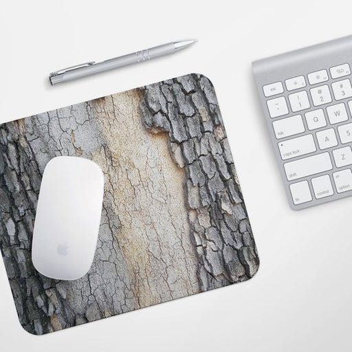 Wooden Mouse Mat, Scratch Free Wooden Mousemat Wood Mouse Pad Wood Mouse Pad Desk-Gifts and Gadgets