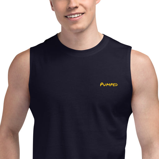 Pumped Muscle Shirt-Gifts and Gadgets