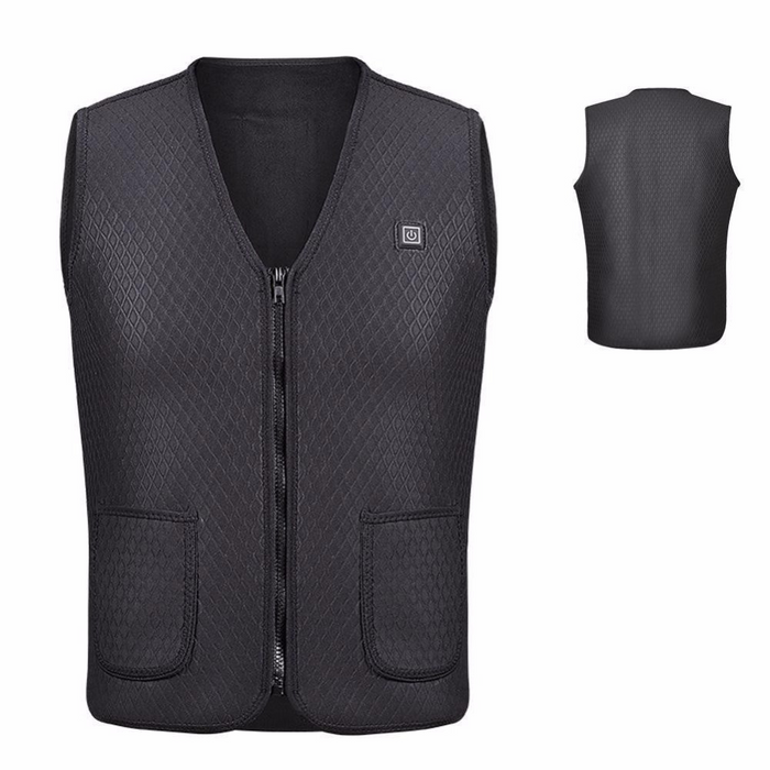 Rechargeable Heat Vest-Gifts and Gadgets