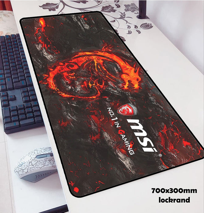 Gaming Mouse Pad Large 70x30cm Pad Various Designs for Home & Office Desk-Gifts and Gadgets