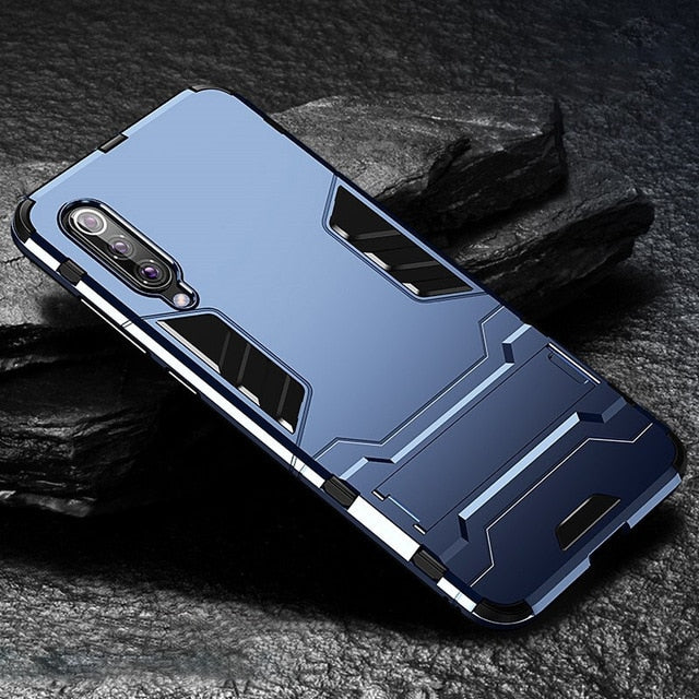 Case For Samsung Galaxy A50 Case Silicone Coque Shockproof Armor TPU+PC Tough Cover Case For Samsung Galaxy A50 A30 Phone Case-Gifts and Gadgets