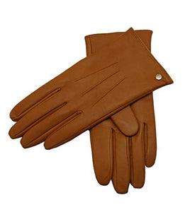 YISEVEN Women's Wool Lined Winter Genuine Leather Gloves Touchscreen Three Points