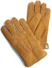 Load image into Gallery viewer, YISEVEN Women's Curly Shearling Gloves New Zealand Lambskin Handmade