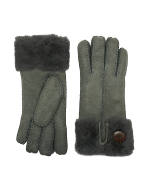YISEVEN Womens Winter Merino Lambskin Shearling Leather Gloves
