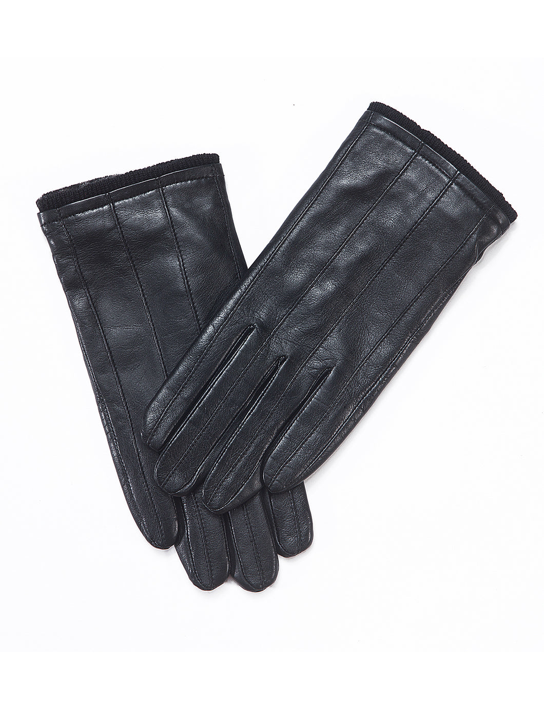 YISEVEN Men's Genuine Nappa Leather Lined Winter Gloves