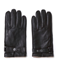 Load image into Gallery viewer, YISEVEN Men's Touchscreen Sheepskin Winter Leather Gloves