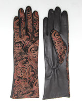 Load image into Gallery viewer, YISEVEN high quality authentic Lambskin Leather Gloves.