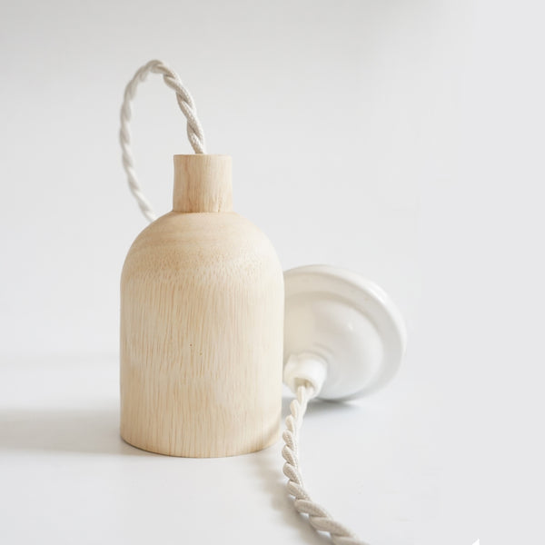 Pendant Light Bells (Natural Color)