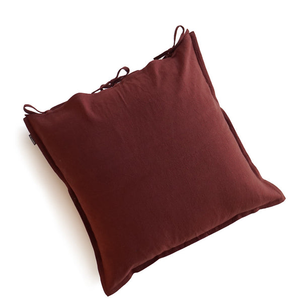 Cushion Cover Burgundy