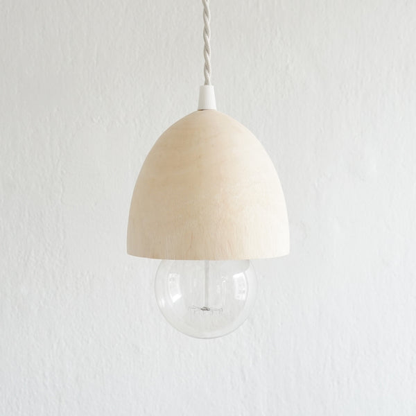 Pendant Light Acorn (Natural Color)