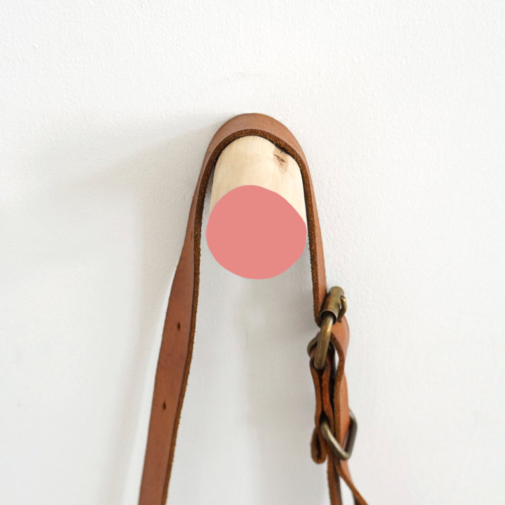 Small Branch Hook (Pink)