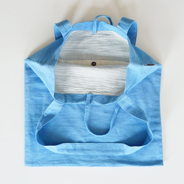 Shopping Bag Blue Sky