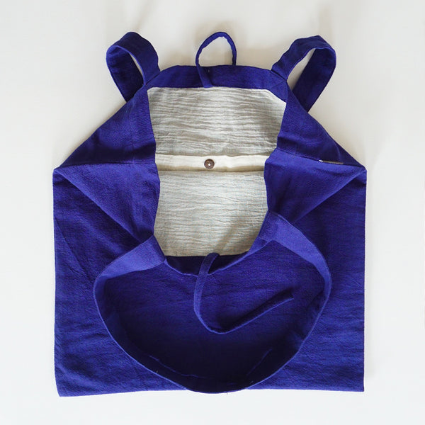 Shopping Bag Deep Blue