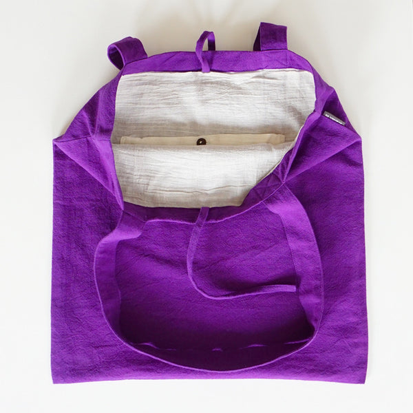 Shopping Bag Violete