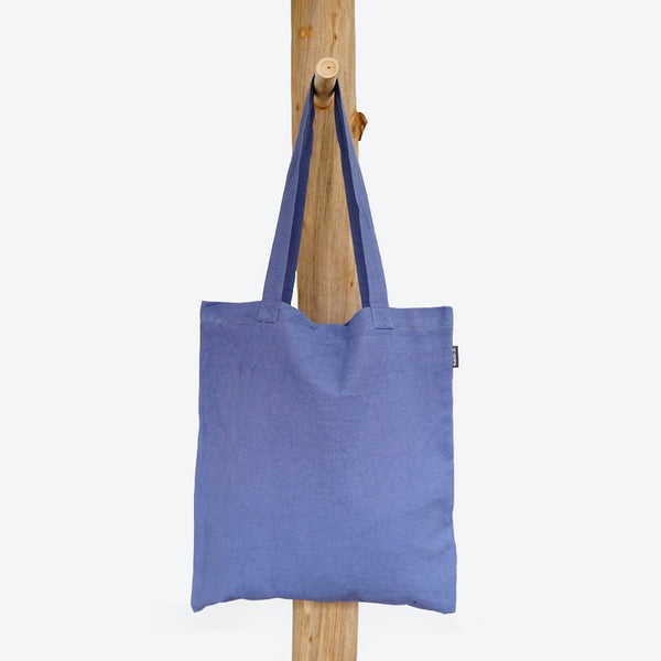 Shopping Bag Med Blue