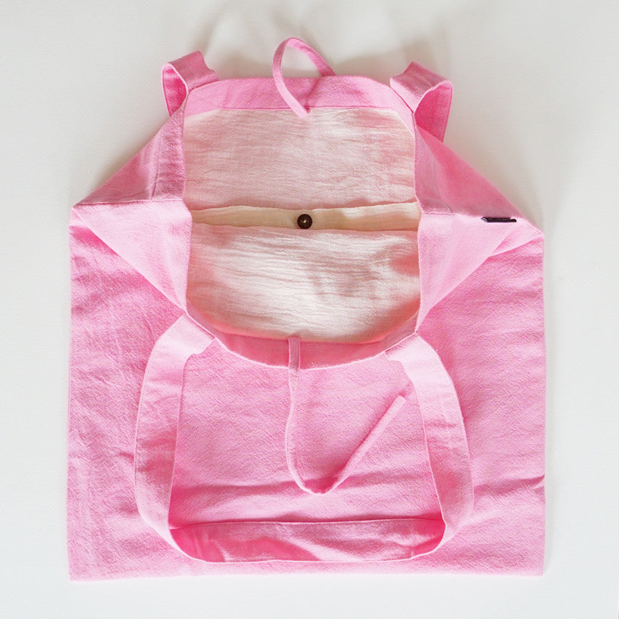 Shopping Bag Soft Pink