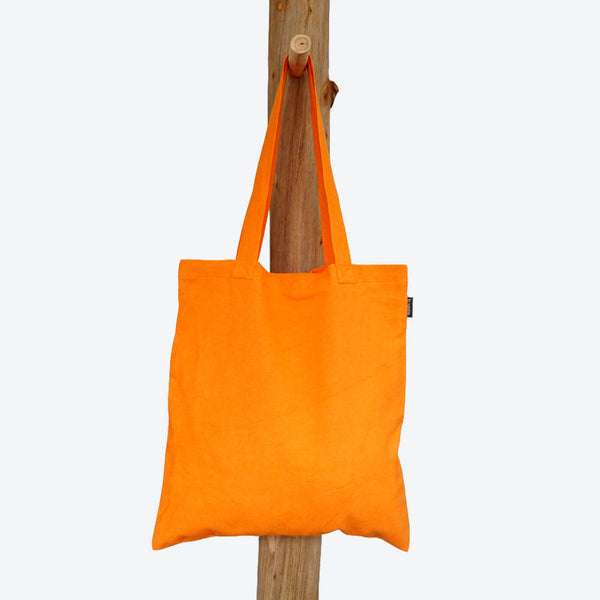 Shopping Bag Orange