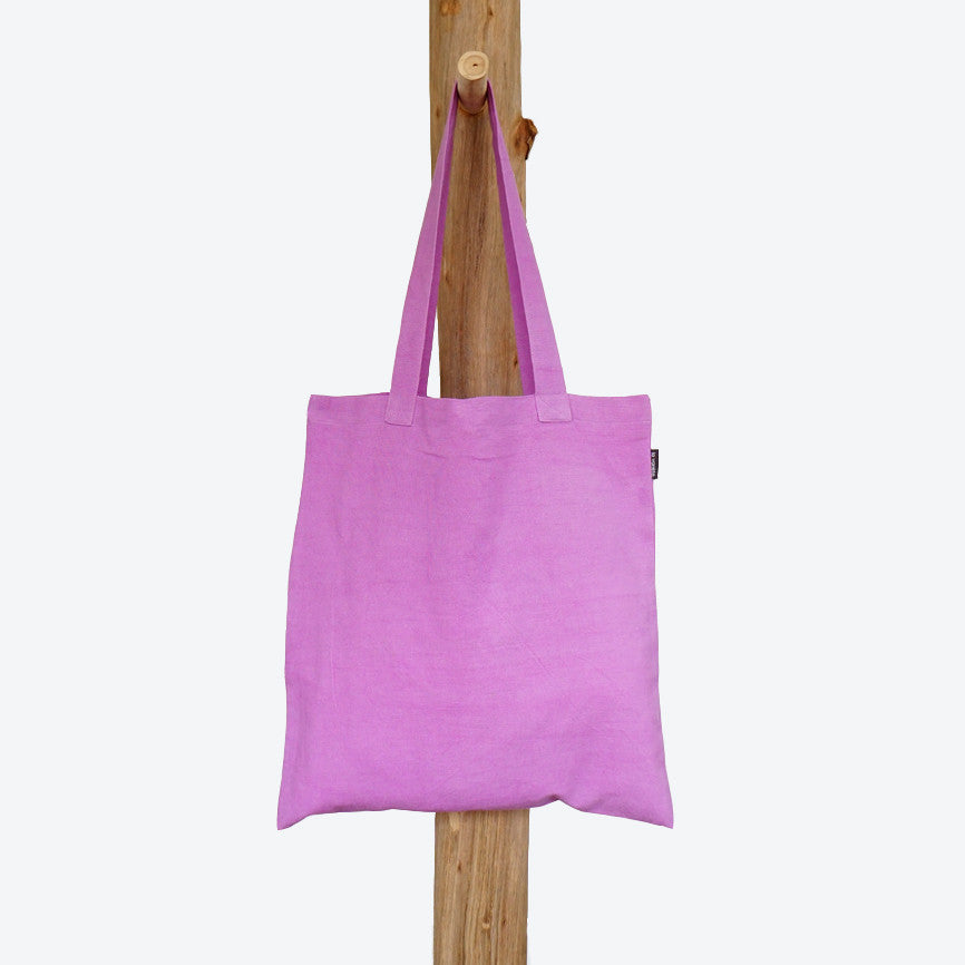 Shopping Bag Soft Violete
