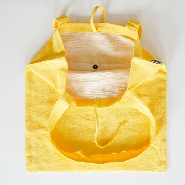 Shopping Bag Yellow