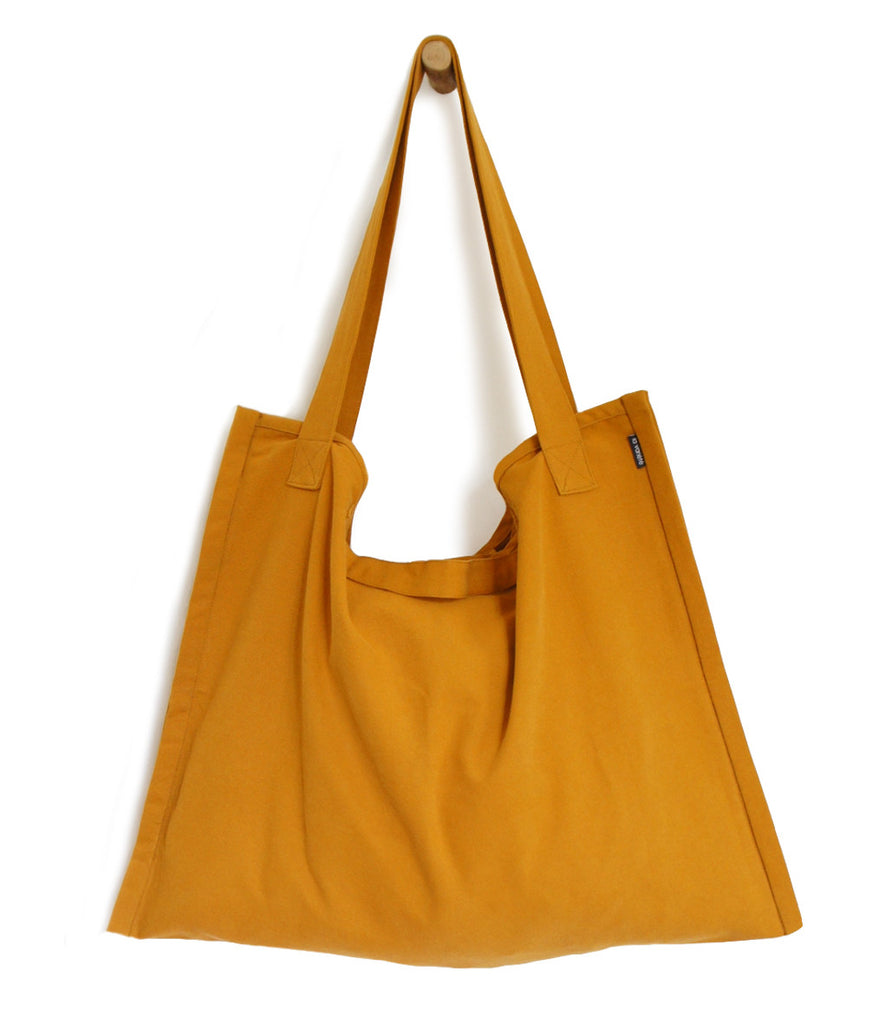 Tote Bag Nº4 (Orange Buda)