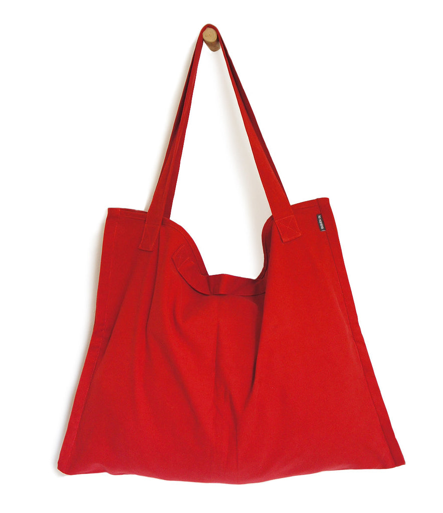 Tote Bag Nº2 (Red)