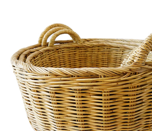 Wicker Baskets (Round)