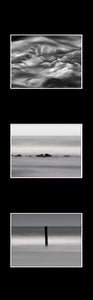 Ikea Billy Oxberg Passepartout Custom made photography Marieke Feenstra hack wadden fotografie Marieke Feenstra art 3 images