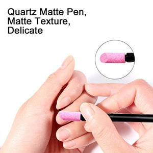 Quartz Scrubs Nails Grinding Stick