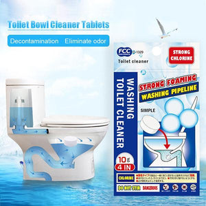 Toilet Bowl Cleaner Tablets