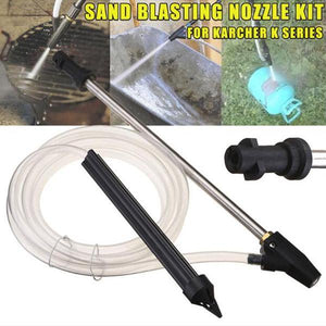 High Pressure Sand Gun Kit