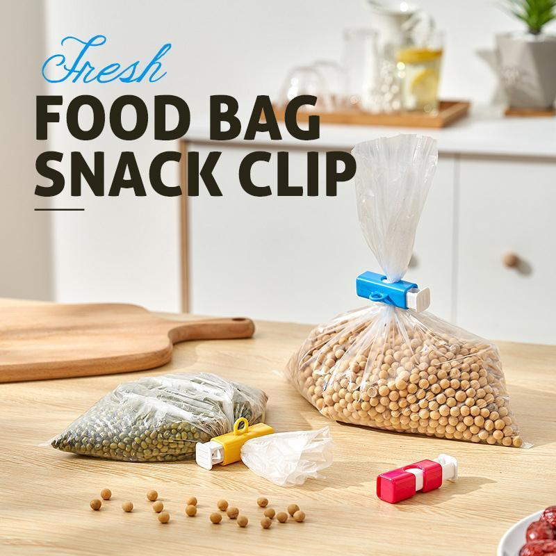 (50% OFF Now)Fresh Food Bag Snack Clip