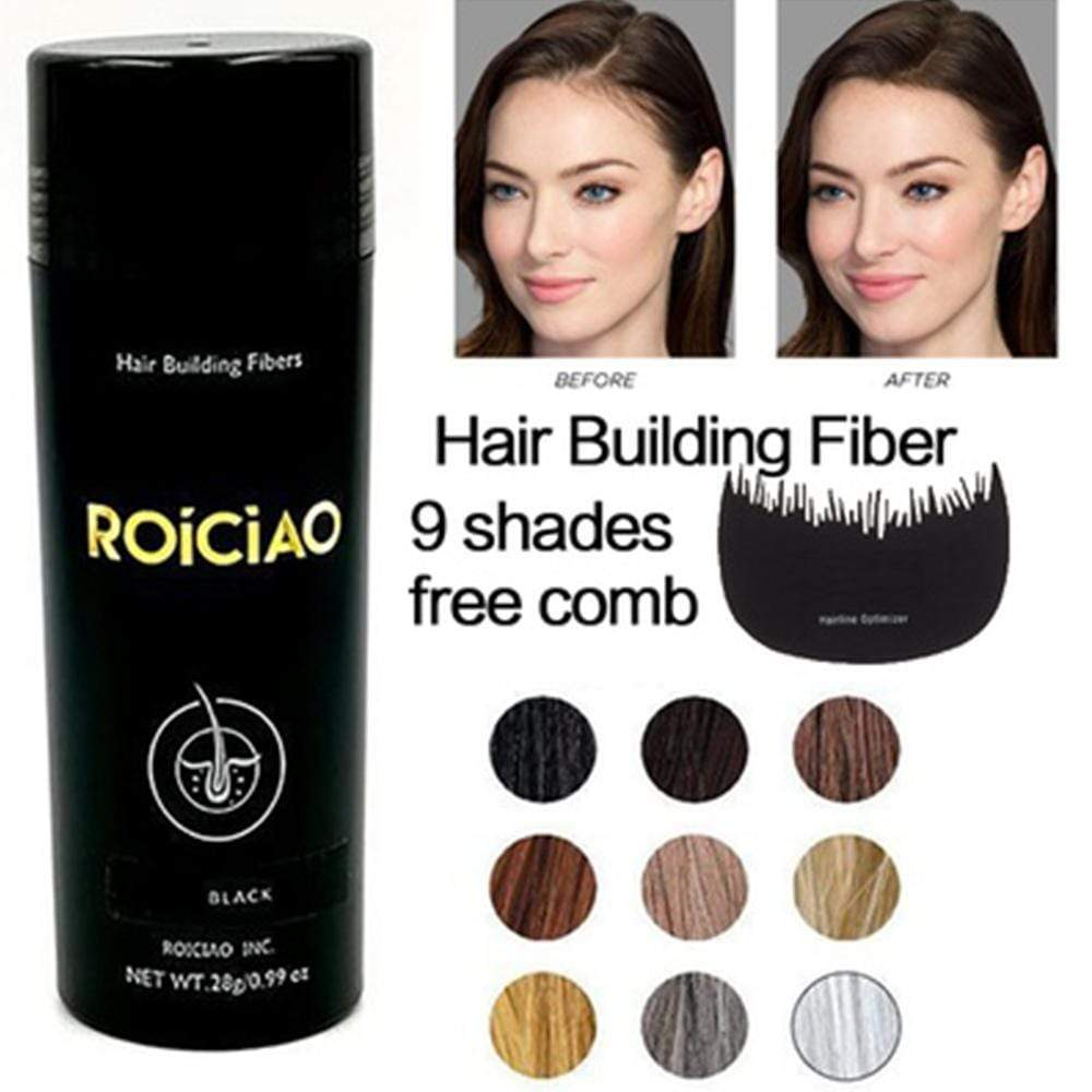 ?HOT SALES NOW?Hair Building Fibers Set