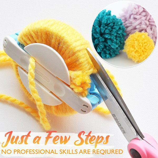 DIY Knitting Loom Kit
