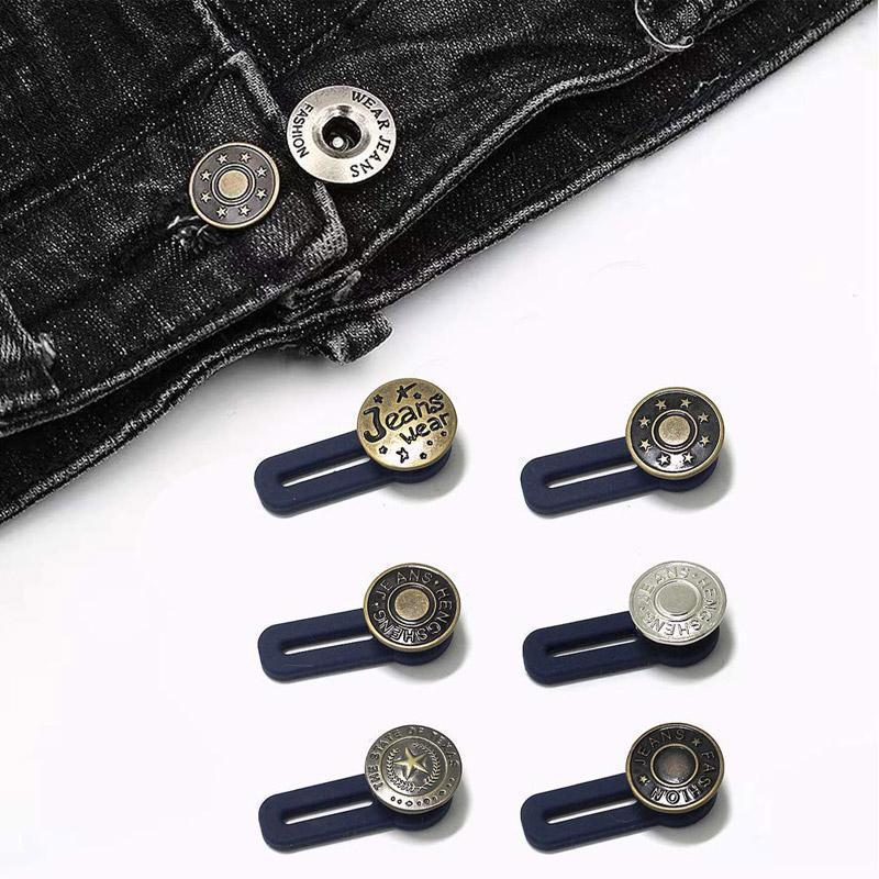 Jeans Retractable Button (3PCS)