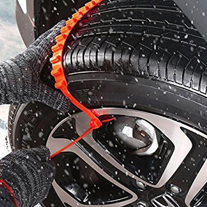 Car Security Anti-skid Chains - Buy more save more!!