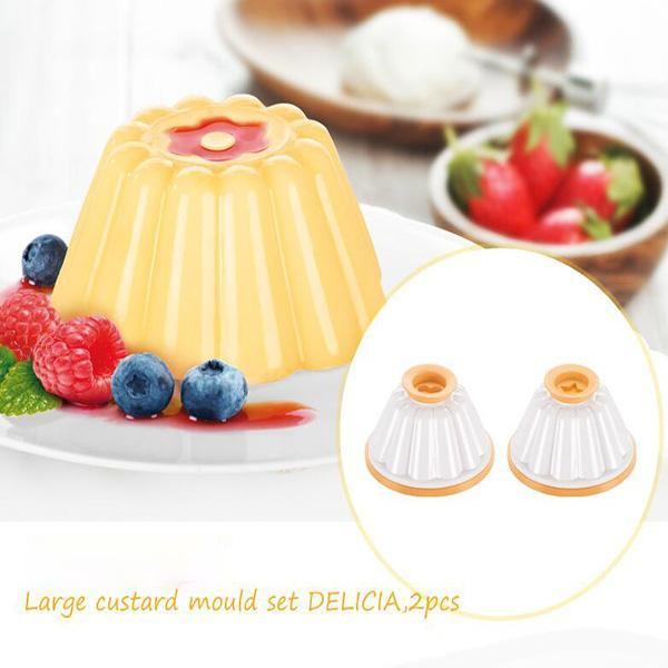 Frozen Pudding Mould
