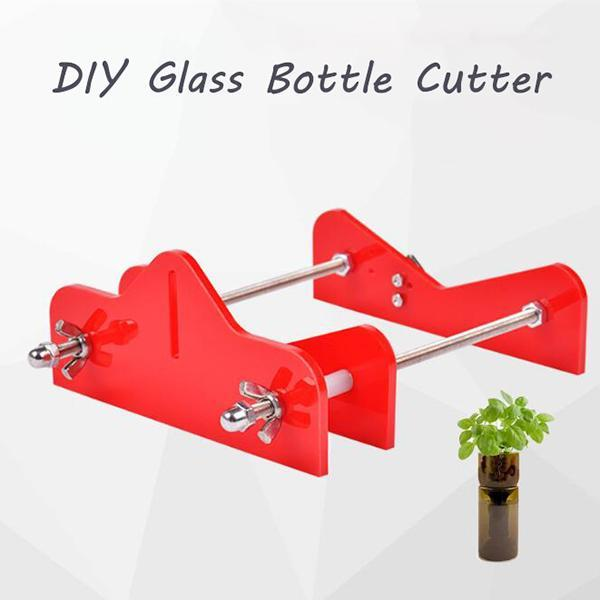 DIY Glass Bottle Cutter
