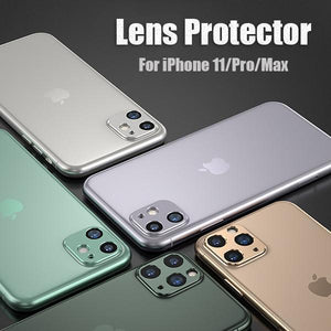 Lens Protector For iPhone 11