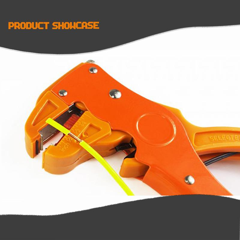 Multi-functional Wire Stripping Pliers